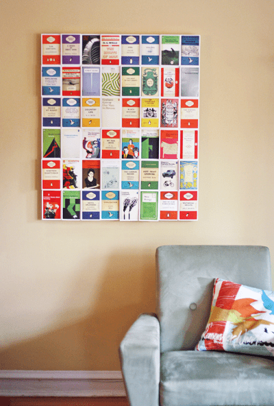 diy-postcard-wall-art