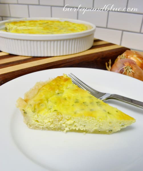 goat cheese tart 2