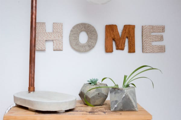 DIY-home-wall-decor-letters