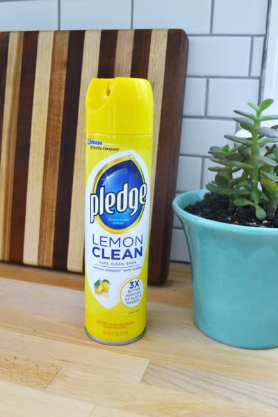 pledge clean home
