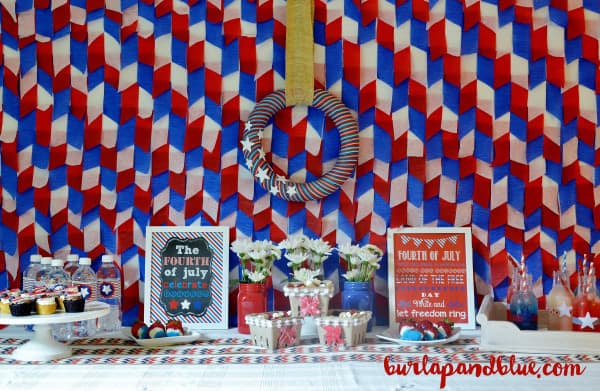 july fourth tablescape 1