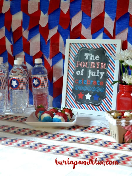 july fourth tablescape 6