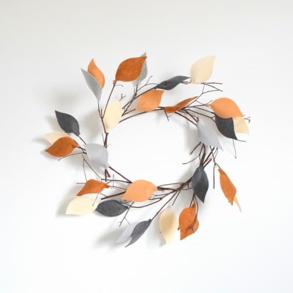 DIY-Twig-Wreath-with-Felt-Leaves-by-northstory