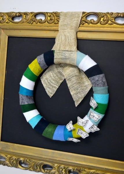 felt wreath 6