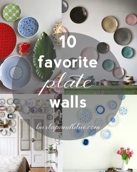 plate walls