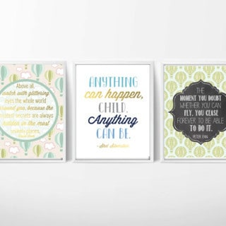 literature quotes for kids {free printables}