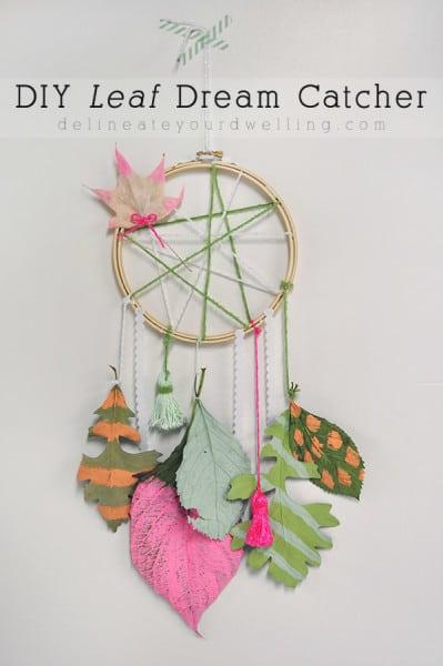 DIY-Leaf-Dream-Catcher