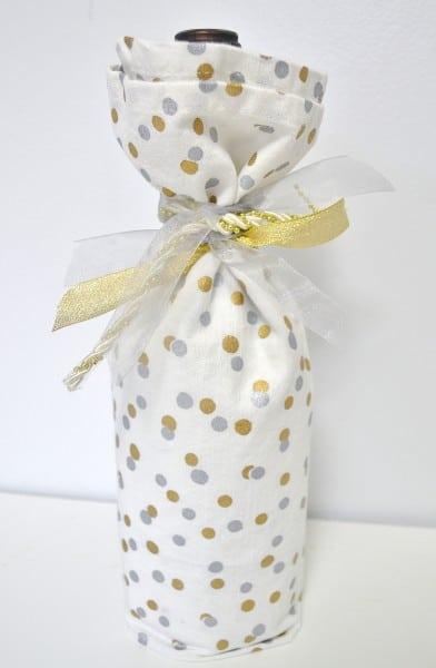 napkin wine bag