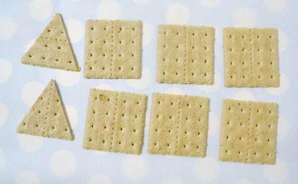 graham cracker house