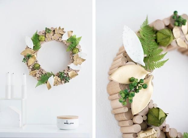 25 Modern Leaves Crafts