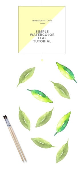 how-to-paint-a-simple-leaf-in-watercolors-5