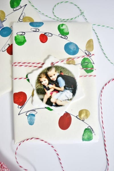 fingerprint lights gift wrap 1