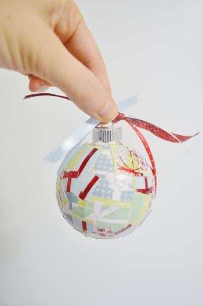 mod podged ornaments 2