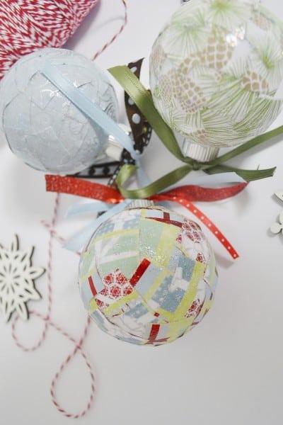 mod podged ornaments 7