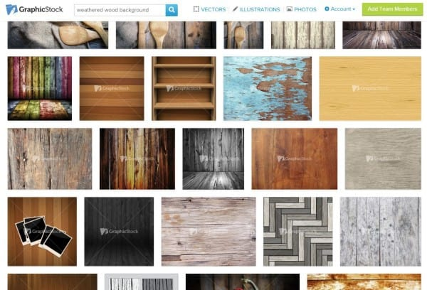wood graphicstock