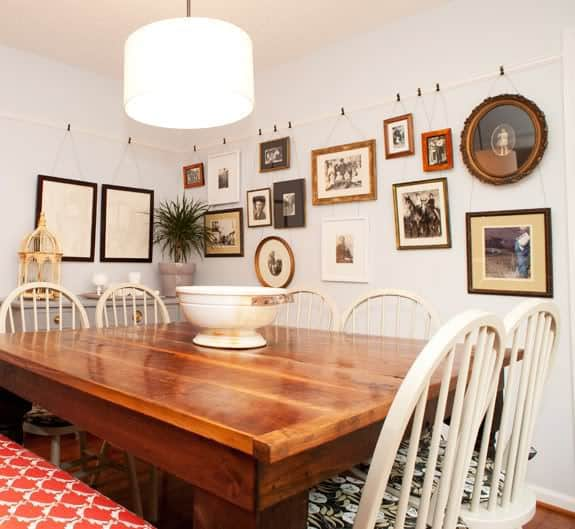 Picture Rail Painting Ideas: Picture Rail Wall Ideas