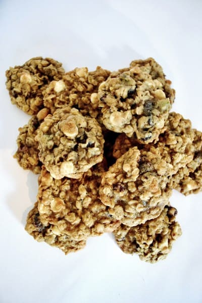 oatmeal white chocolate cookie recipe
