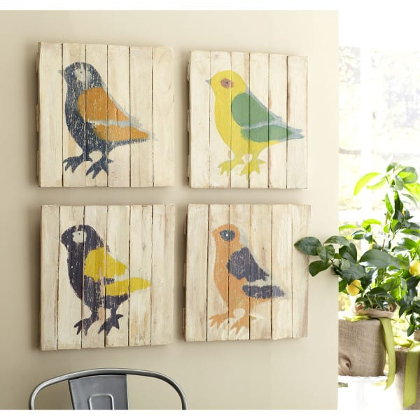 Multicolored-Bird-Wall-Art-BL6221