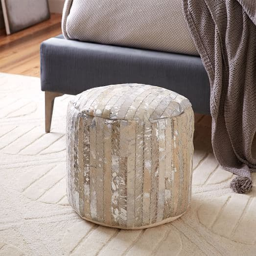 Poufs And Ottomans For Every Style And Price Range