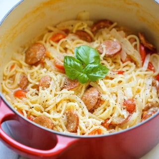 one pot pasta meals {10 favorite recipes}