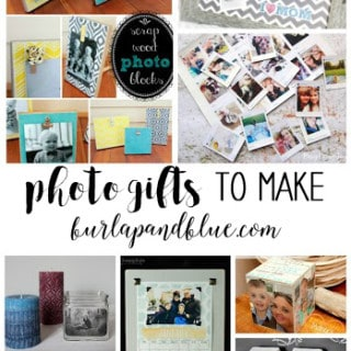 22 photo gifts to make