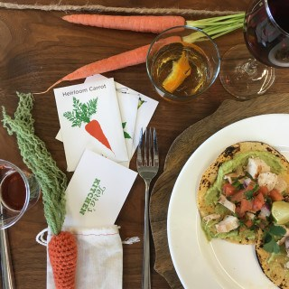 recreating the family dinner experience with terra's kitchen