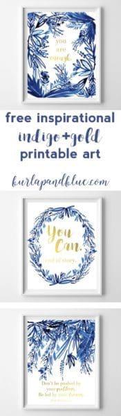 inspirational printables