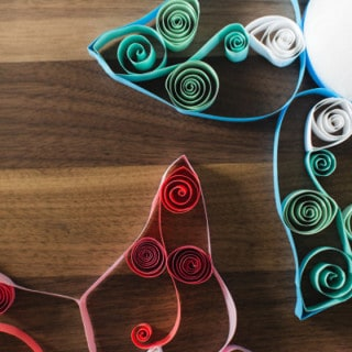 DIY Quilling {a tutorial}