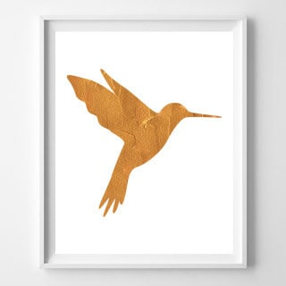 hummingbird printable art {3 designs}