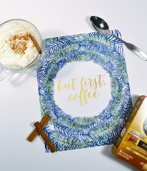 coffee printables