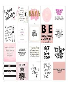 happy planner printabless