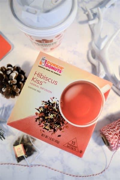 tea at dunkin donuts