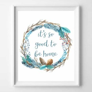 """prepare for next year's home improvement projects + free """"home"""" printables"""