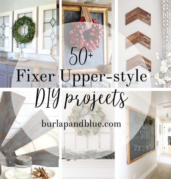 Nursery Decor Ideas From Joanna Gaines: 50+ Fixer Upper DIY Projects And Tutorials