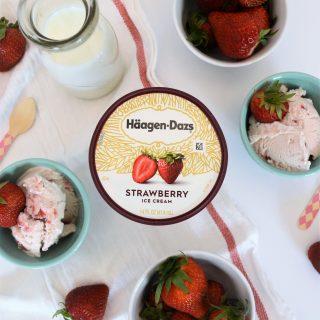 Häagen Dazs ice cream