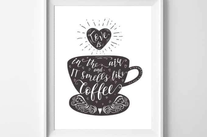 coffee printable 1