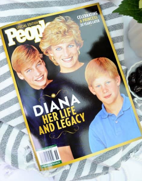 people magazine princess diana